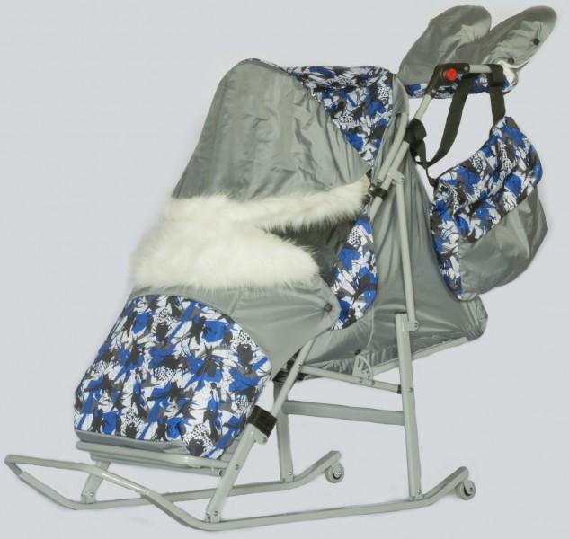 Санки коляска kristy premium